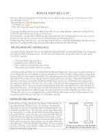 BẢO VỆ THÉP KẾT CẤU pdf