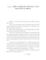 NGHIÊN CỨU VỀ ĐIỆN TỬ CÔNG SUẤT VÀ ỨNG DỤNG CỦA ĐIỆN TỬ CÔNG SUẤT ĐỂ ĐIỀU CHỈNH TỐC ĐỘ ĐỘNG CƠ MỘT CHIỀU KÍCH TỪ ĐỘC LẬP, chương 4 ppsx