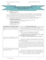giáo án Ngữ văn 12 cơ bản