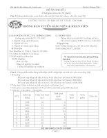Giáo trình ôn thi A (tổng hợp các đề thi)