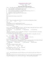 HD giải bài tập hóa hữu cơ 12(cb).