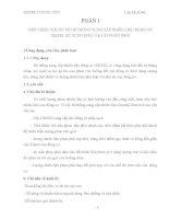 PHẦN I: GIỚI THIỆU CHUNG VỀ HỆ THỐNG CUNG CẤP NHIÊN LIỆU ĐỘNG CƠ DIEZEL SỬ DỤNG BƠM CAO ÁP PHÂN PHỐI docx