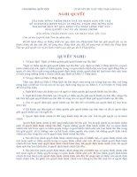 Nghị quyết SỐ 03/2003/NQ-HĐTP ppsx