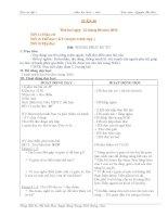 Giáo án 5-Tuần 30 (Hoa)