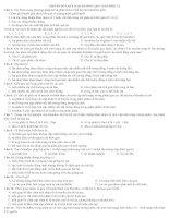 chuyên đề 4. quy luật menđen quy luật phân ly