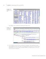 Tự học HTML và CSS trong 1 giờ - part 10 ppsx