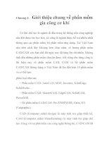 Ứng dụng Topsolid thiết kế và gia công đĩa thép ly hợp khóa NISSAN BLUBIRD, chương 2 pptx