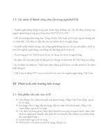Bài thảo luận nhóm về ngân hàng ACB (Phần 4) docx