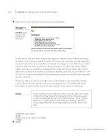 Tự học HTML và CSS trong 1 giờ - part 15 ppt