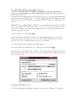 làm gì khi quên mật khẩu đăng nhập windows 7
