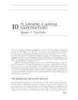 PORTABLE MBA IN FINANCE AND ACCOUNTING CHAPTER 10 pps