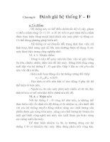 NGHIÊN CỨU VỀ ĐIỆN TỬ CÔNG SUẤT VÀ ỨNG DỤNG CỦA ĐIỆN TỬ CÔNG SUẤT ĐỂ ĐIỀU CHỈNH TỐC ĐỘ ĐỘNG CƠ MỘT CHIỀU KÍCH TỪ ĐỘC LẬP, chương 6 docx