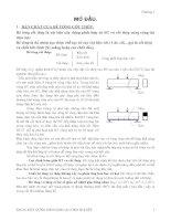 bài giảng môn học kết cấu bê tông cốt thép, chương 1 ppsx