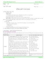 Giáo án  cả năm ngữ văn 9 (hay)