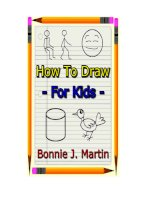 How To Draw – For Kids By Bonnie J. Martin pps