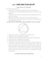 Chuyên đề toán 9