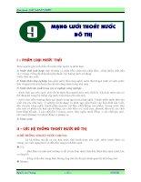 Giáo trình cấp thoát nước - Chương 9 ppt