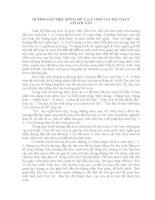 Hướng dẫn học sinhlớp 1;2;3 tóm tắt bài toán có lời văn