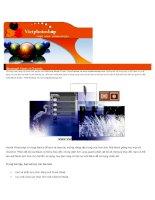 Giáo trình Adobe Photoshop - Chương 6 pptx