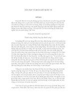 TƯ TƯỞNG HỒ CHÍ MINH VỀ DÂN TỘC VÀ ĐOÀN KẾT QUỐC TẾ ppt