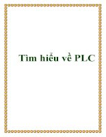 tìm hiểu về plc