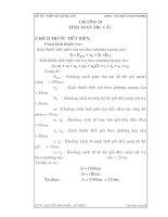 thiết kế cầu Bà Lớn, chương 24 pdf