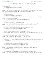 200 bài toán thể tích trong hình học không gian
