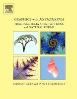 graphics with mathematica fractals julia sets patterns and natural forms