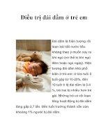 Điều trị đái dầm ở trẻ em pdf