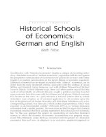 A Companion to the History of Economic Thought - Chapter 14 potx