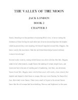 THE VALLEY OF THE MOON JACK LONDON BOOK 2 CHAPTER 3 docx