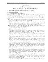 THIẾT KẾ TỔ CHỨC KHO BÃI VÀ NHÀ TẠM CÔNG TRƯỜNG pdf