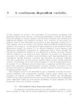 Quantitative Models in Marketing Research Chapter 3 pdf