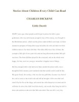 Stories About Children Every Child Can Read CHARLES DICKENS C4 docx