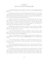 PHƯƠNG PHÁP LUẬN NGHIÊN CỨU KHOA HỌC PHẦN 3 pot