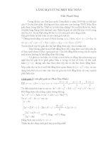 12 cách giải khác nhau cho một bài toán