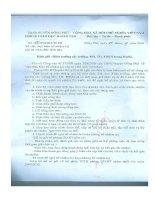 Số: 68/PGDĐT - TCCB ngày 19/4/2010 v/v thực hiện bổ nhiệm lại cán bộ viên chức lãnh đạo