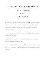 THE VALLEY OF THE MOON JACK LONDON BOOK 2 CHAPTER 19 pot