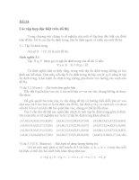BÀI 04: Các tập hợp đặc biệt trên đồ thị pot
