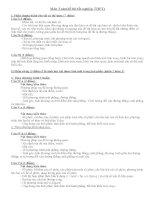 cấu trúc đề thi tốt nghiệp và đại hoc 2010