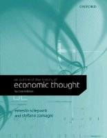 An Outline of the history of economic thought - Introduction pps