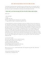 Kịch bản chi tiết cho đêm lửa trại