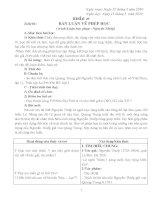 Giáo án Ngữ văn 8 - Tuần 28