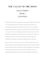 THE VALLEY OF THE MOON JACK LONDON BOOK 2 CHAPTER 9 ppt