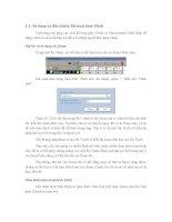 Sử dụng và điều khiển file hoạt hình Flash