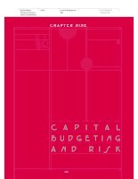 Brealey−Meyers: Principles of Corporate Finance, 7th Edition - Chapter 9 pot