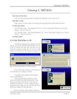Hướng dẫn - Thiết kế mạch in P1 doc