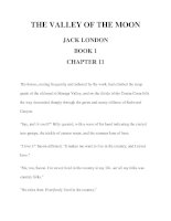THE VALLEY OF THE MOON JACK LONDON BOOK 1 CHAPTER 11 potx