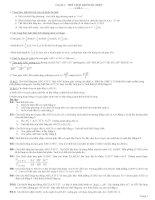 các bài toán thể tích 12 có đáp số