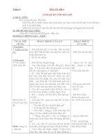 Giáo àn Địa lí Lớp 4-Tuần 1